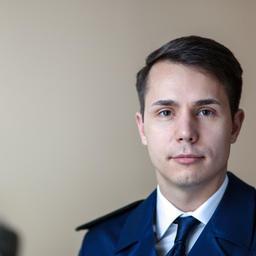 Начальник Центра мониторинга рыболовства и связи Артем ВИЛКИН
