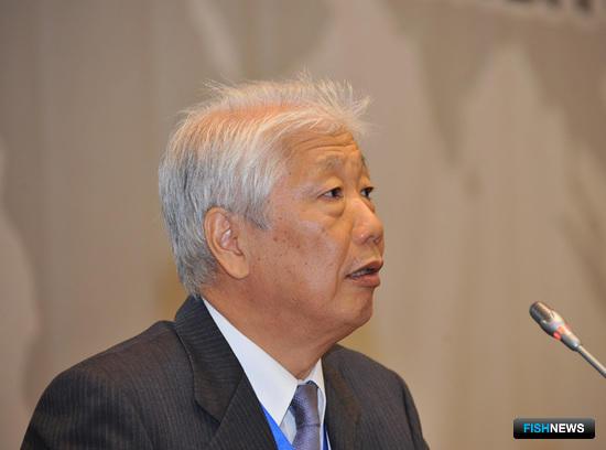 Управляющий директор Всеяпонской ассоциации рыбопромышленников Сигэ ЁСИЮКИ