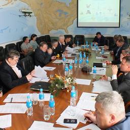 Заседание Общественного экспертного совета по рыбному хозяйству, водным биоресурсам и аквакультуре в Приморском крае