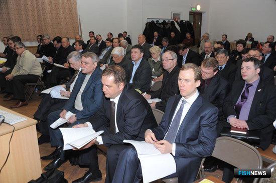 Дальневосточный научно-промысловый совет, Владивосток, 25-26 февраля 2010 г.