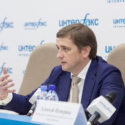 Заместитель министра сельского хозяйства - руководитель Федерального агентства по рыболовству Илья ШЕСТАКОВ