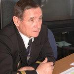 Борис ПАФАТНОВ, председателя Клуба капитанов рыбопромыслового флота