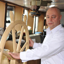Капитан СРТМ «Таманго» Сергей ФИНЕНКО