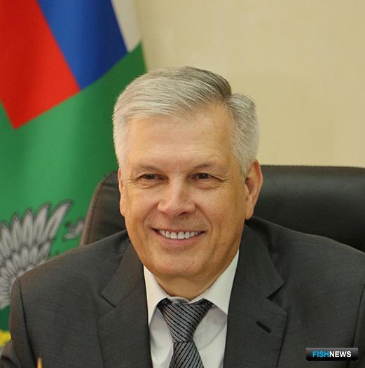 Руководитель Россельхознадзора Сергей ДАНКВЕРТ. Фото пресс-службы Россельхознадзора