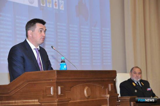 Владимир МИКЛУШЕВСКИЙ, губернатор Приморского края