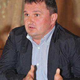 Генеральный директор ОАО «Южморрыбфлот» Александр ЕФРЕМОВ