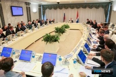 Заседание Совета при полномочном представителе президента в Дальневосточном федеральном округе. Фото пресс-службы Минвостокразвития