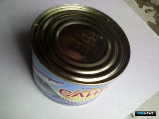 В Приморье прошла дегустация консервированной сайры