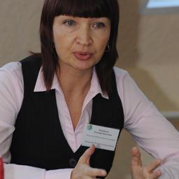 Начальник отдела розничных продаж Приморского РФ ОАО «Россельхозбанк» Евгения КОРОБКОВА