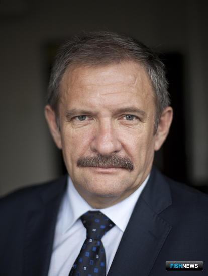 Президент Ассоциации рыбохозяйственный предприятий Приморья Георгий МАРТЫНОВ