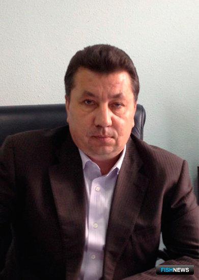 Генеральный директор ОАО «Северо-Курильская база сейнерного флота» Александр ЛИТВИНЕНКО