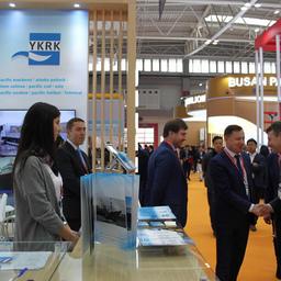 ООО ПКФ «Южно-Курильский рыбокомбинат», участник российского объединенного стенда на рыбохозяйственной выставке в Циндао China Fisheries and Seafood Expo-2017