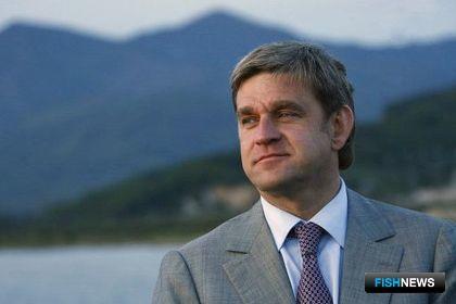 Президент ПАО «Тихоокеанская инвестиционная группа» Сергей ДАРЬКИН. Фото Vostok.Today