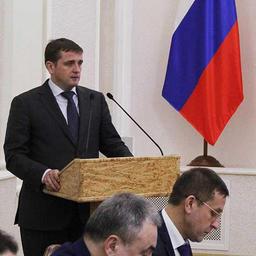 Руководитель Федерального агентства по рыболовству Илья ШЕСТАКОВ. Фото пресс-службы ФАР