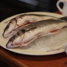 Столице представили российскую рыбу