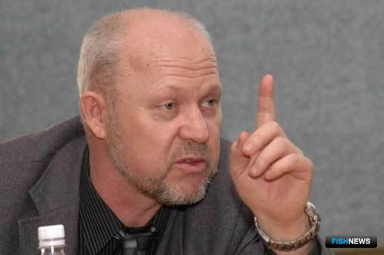 Первый зам. генерального директора рыбопромышленной группы «Бином» Александр АЛИФИРЕНКО