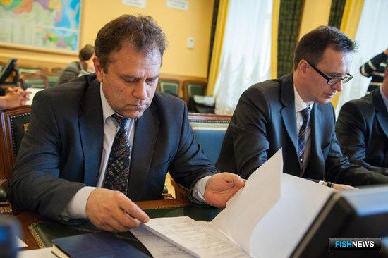 Президент Всероссийской ассоциации рыбохозяйственных предприятий, предпринимателей и экспортеров Александр ФОМИН