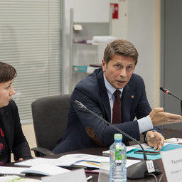 Заместитель губернатора Сахалинской области Сергей ПОДОЛЯН