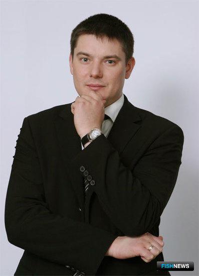 """Дмитрий ДАНГАУЭР, генеральрый директор """"Русской рыбной компании"""""""