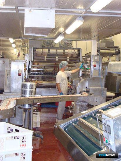 Министерство «законсервировало» российскую рыбопереработку