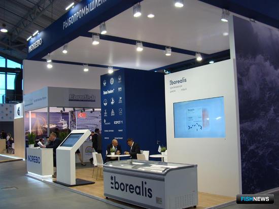 ГК «Норебо» продолжила продвигать премиальный бренд Borealis
