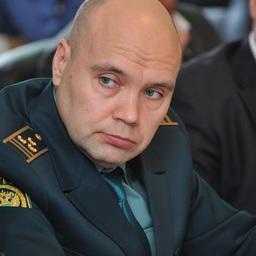 Начальник Дальневосточной оперативной таможни Иван УВАРОВ