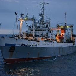 Вся продукция «Океанрыбфлота» изготавливается в районах промысла, в Беринговом и Охотском морях