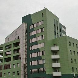 Здание Дальневосточного таможенного управления