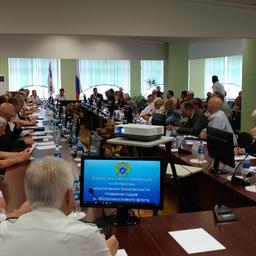 Всероссийская конференция по безопасности плавания рыбопромысловых судов