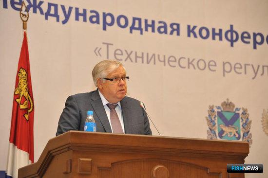 Член коллегии по вопросам технического регулирования Евразийской экономической комиссии Валерий Корешков