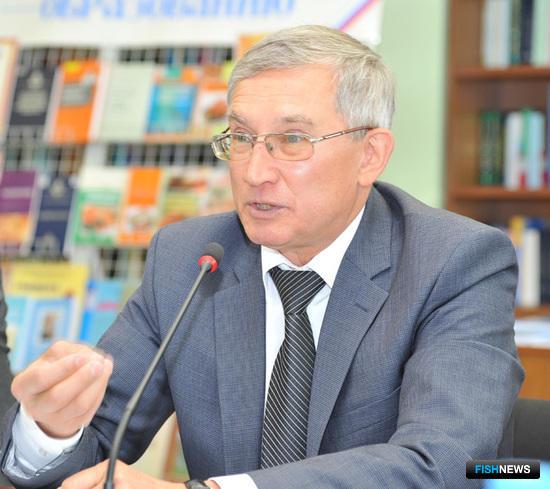 Заместитель председателя президиума Дальневосточного регионального учебно-методического центра (ДВ РУМЦ) Анвир ФАТКУЛИН