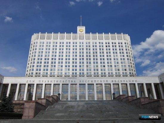 Дом Правительства РФ. Фото из открытых источников