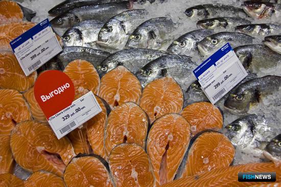 Официальная презентация проекта рыбных отделов «Новый океан».