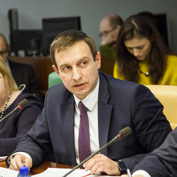 Заместитель руководителя агентства по рыболовству Сахалинской области Андрей ГОРНИЧНЫХ