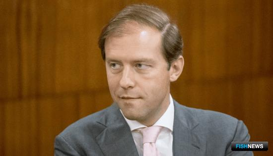 Министр промышленности и торговли РФ Денис МАНТУРОВ. Фото с сайта Минпромторга