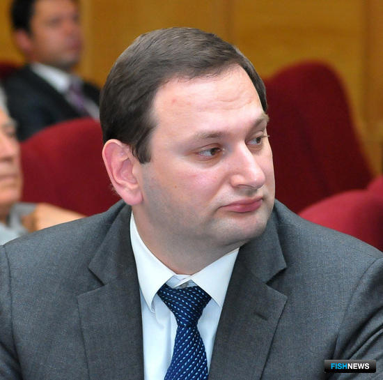 Евгений КАЦ. Фото пресс-службы Минсельхоза.