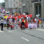 Владивосток отметил свой 153-й день рождения. Фото: Юлия Пархоменко