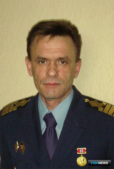 Михаил ГАЛАХИН, капитан СЯМ «Калкан»
