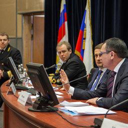 Заседание коллегии ФАР