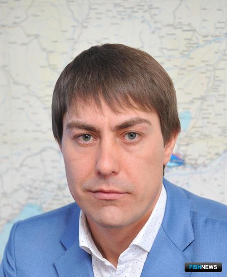 Директор ООО «Интеррыбфлот» Руслан ЗАКРЕВСКИЙ
