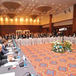 Завершающим деловым мероприятием Международного конгресса рыбаков стал круглый стол по вопросам инвестиций и инноваций