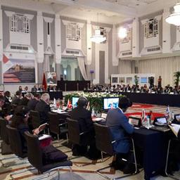 Неформальная встреча министров торговли стран-членов ВТО в Марракеше. Фото пресс-службы Минпромторга