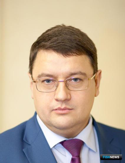Заместитель министра – начальник управления по рыбному хозяйству Архангельской области Олег ЗАБОЛОТСКИЙ