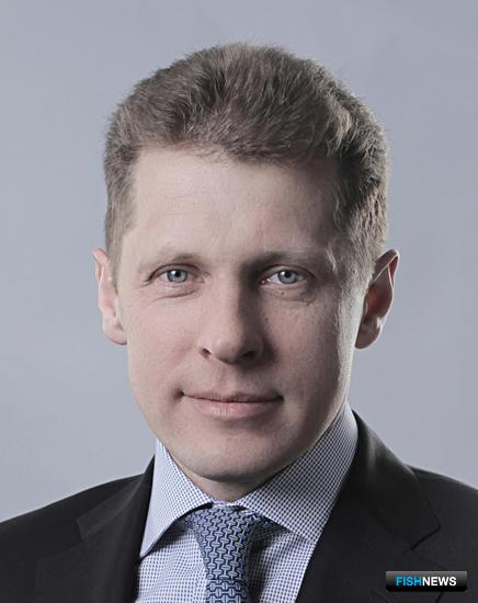 Генеральный директор ПАО «Океанрыбфлот» Евгений НОВОСЕЛОВ