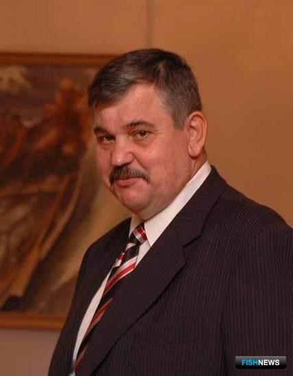 Руководитель управления рыбного хозяйства Приморского края Александр ВАСЬКОВ