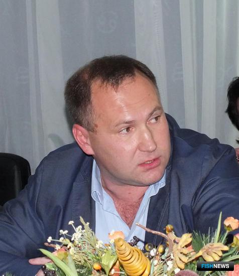 Директор компании «Акватехнологии» Сергей СЛЕПЧЕНКО