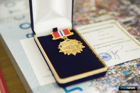 85-летие Дальрыбвтуза. Фото информационно-аналитического отдела вуза.