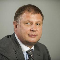 Генеральный директор «Русской рыбопромышленной компании» Андрей ТЕТЕРКИН