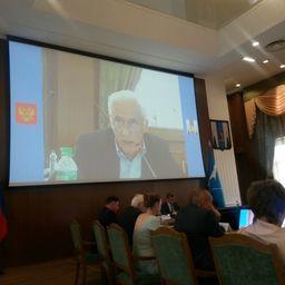 Выступление замруководителя Россельхознадзора Николая ВЛАСОВА на конференции в Южно-Сахалинске