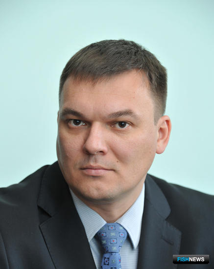 Управляющий директор ООО «Порт Поронайск» Алексей ФЕРТ